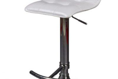 Аренда (прокат) белых барных стульев «Волна» 100 грн/сутки