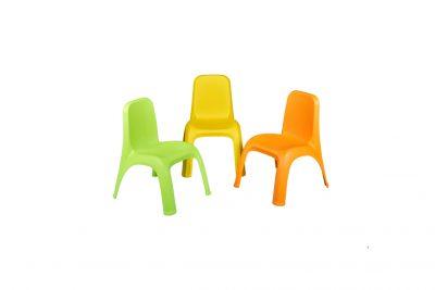 "Аренда (прокат) стул детский ""табурет"" пластиковый (желтый, зеленый, оранжевый) по 40 грн/сутки"