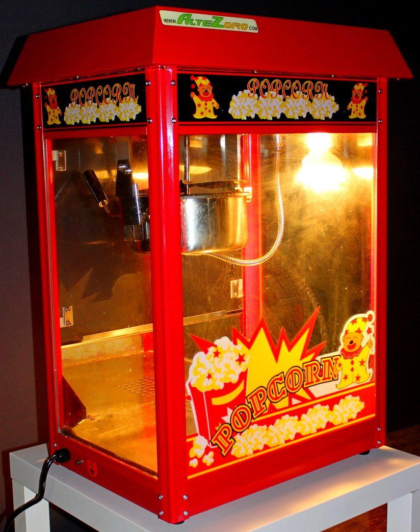 Аренда (прокат) аппарат для попкорна 450 грн/сутки