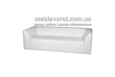 Аренда (прокат) белого дивана «Crystal»  по 1099 грн/сутки