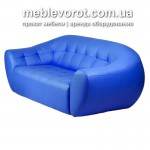 Прокат дивана Магнат синего в Киеве