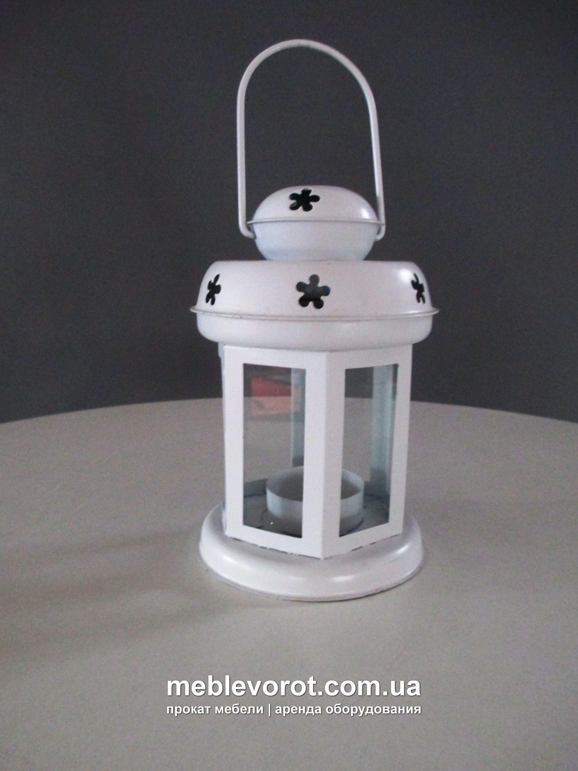 Аренда (прокат) декоративный светильник лампада металлический по 100 грн/сутки