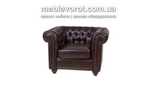 "Прокат кресла коричневого ""Честер"""