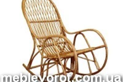 Аренда (прокат) кресло-качалки плетенной 300 грн/сутки