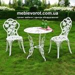 Прокат стульев садовых в Киеве