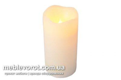 Аренда (прокат) декоративная LED свеча по 50 грн/сутки