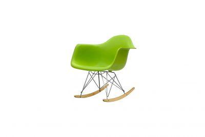 """Аренда (прокат) дизайнерского кресла-качалки """"ТАУЕР"""" зеленого цвета по 299 грн/сутки"""