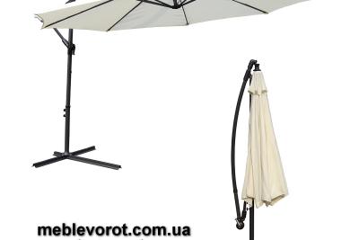 Аренда (прокат) зонт боковой 400 грн/сутки