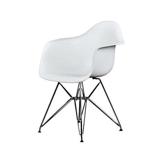 """Аренда (прокат) дизайнерского кресла """"ТАУЕР"""" белого цвета по 249 грн/сутки"""