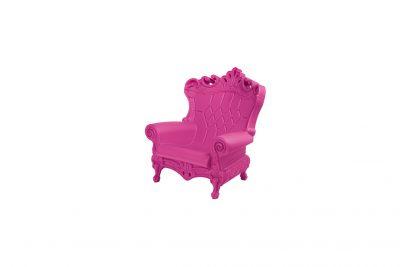 """Аренда (прокат)  кресла Слайд SLIDE """"Queen Of Love"""" фиолетового по 1300 грн/сутки"""