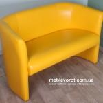 Аренда дивана желтого Лиза по Киеву