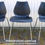 Прокат стульев Лили черного цвета по Киеву