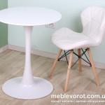 Прокат стол Тюльпан 60 см диаметром