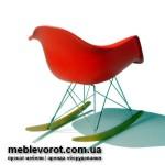 Прокат кресла Тауер красного цвета по Киеву
