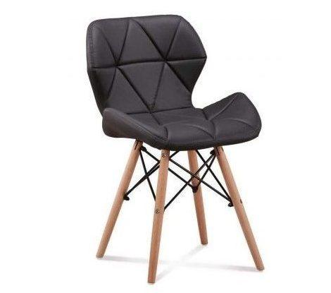 "Аренда (прокат) стула ""Призма"" черного цвета 150 грн/сутки"