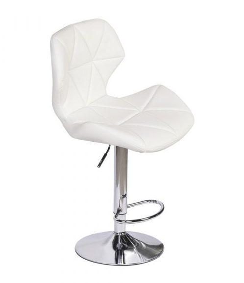 """Аренда (прокат) барный стул """"Стар"""" белого цвета 130 грн/сутки"""