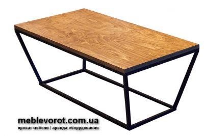 Аренда (прокат) стол лофт журнальный 400 грн/сутки