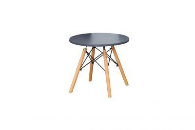 Аренда (прокат) стол журнальный серый Tower Wood 150 грн/сутки