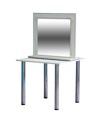 """Аренда (прокат) гримерного стола с зеркалом и подсветкой """"Эконом""""  300 грн/сутки"""