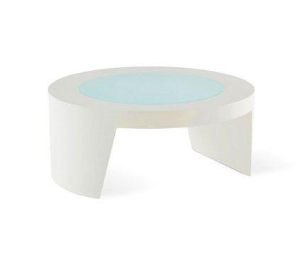 Аренда (прокат) стола журнального со стеклянной столешницей TAO 500 грн/сутки