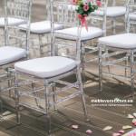 Прокат стульев къявари прозрачных по Киеву