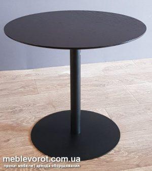 Аренда (прокат) стол журнальный коло черный 150 грн/сутки