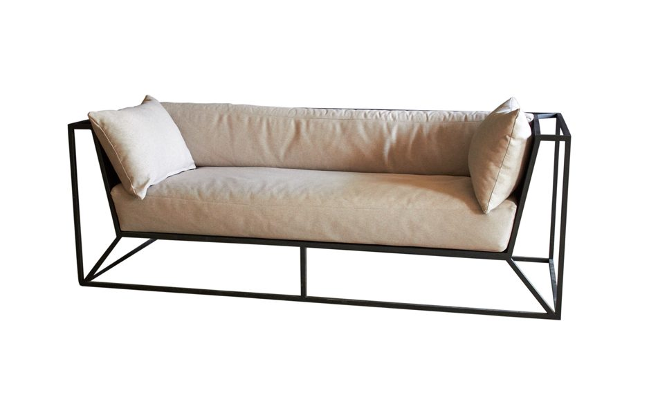 Аренда (прокат) дивана лофт черного 1200 грн/шт.