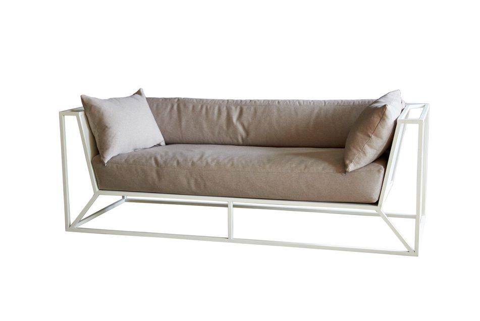 Аренда (прокат) диванов лофт белых 1200 грн/шт.