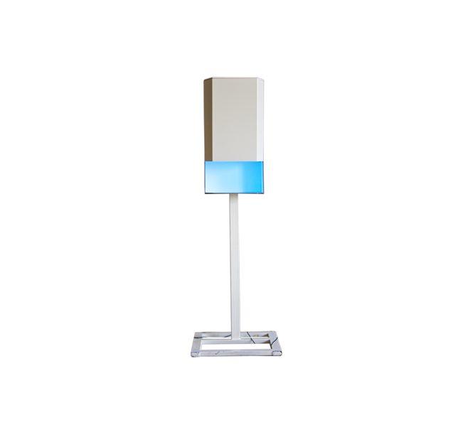 Аренда (прокат) бесконтактного санитайзера/дезинфектора для рук напольный 700 грн/шт.