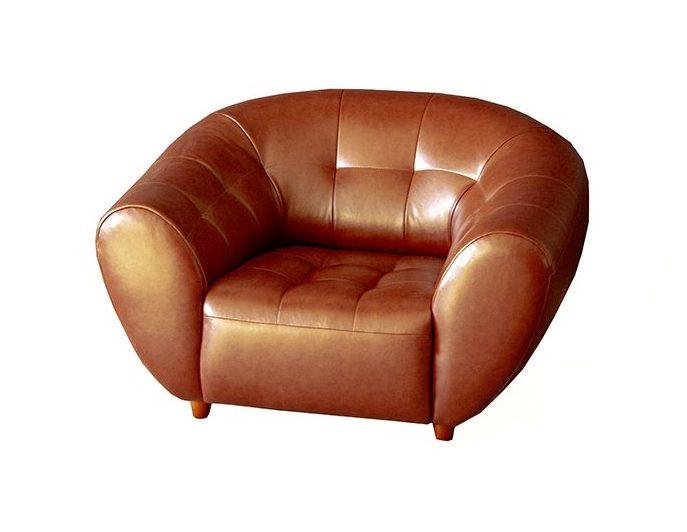 Аренда (прокат) коричневого кресла Магнат  600 грн/сутки