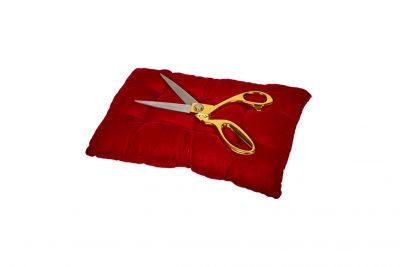 Аренда (прокат) набор торжественного открытия (подушка, поднос, ножницы) по 300 грн/сутки