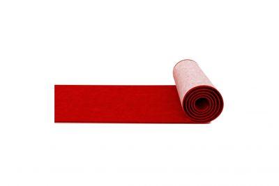 Аренда (прокат) красной прорезиненой дорожки 200 грн/м.кв