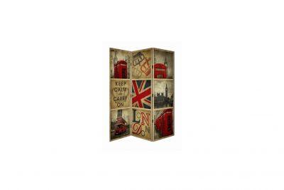 """Аренда (прокат) ширмы с фотопечатью """"Лондон"""" по 340 грн/сутки"""