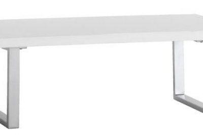 """Аренда (прокат) журнального столика """"Санта Фе""""  белого цвета  по 299 грн/сутки"""
