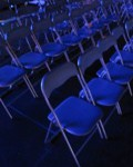 Аренда стульев белого цвета раскладных в Киеве
